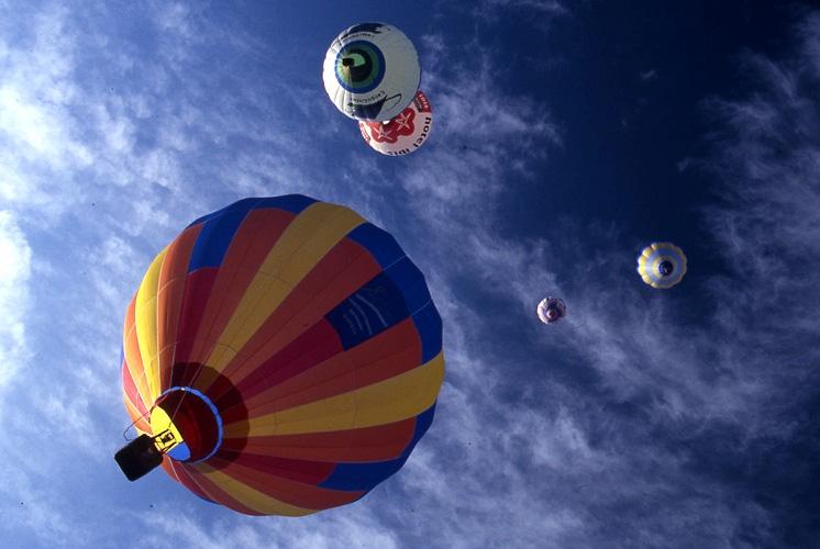 Vol en montgolfiere eure-et-loir
